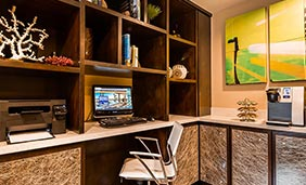 Best Western Carmel's Town House Lodge - Business Center