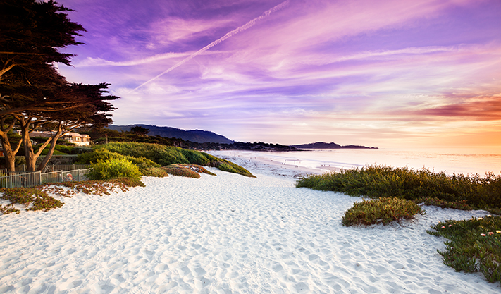 Carmel By The Sea in California
