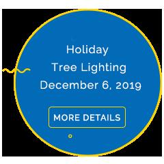 Holiday Tree Lighting December