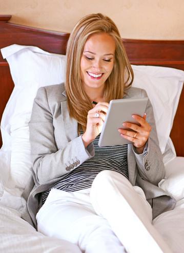 Free High Speed Internet at California Hotel